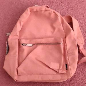 Herschel Pink Backpack